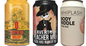 Southern Latitude by Fourpure, Peacher Man by Beavertown, and Body Riddle by Whiplash