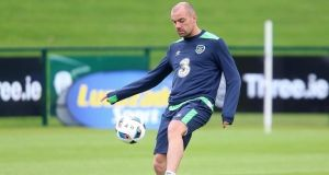 Sunderland have opened disciplinary action against Ireland midfielder Darron Gibson. Photograph: Gary Carr/Inpho