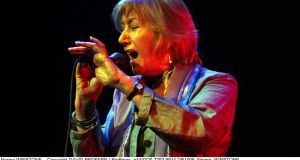 Norma Winstone: one of the bona fide vocal superstars of contemporary jazz