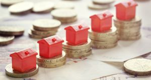 UK house prices rose 0.3 per cent in July from June, Nationwide said, slower than June's 1.1 per cent jump. (Photograph: iStock)