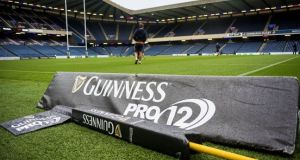 The Pro 12 is to become the Pro 14 after it was confirmed two South African sides will join the competition. Photograph: Craig Watson/Inpho