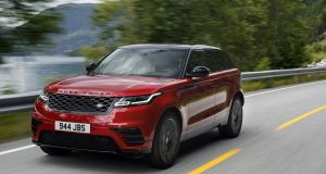 The Velar owes a great deal to the Jaguar F-Pace, the basic aluminium underpinnings of which it shares.