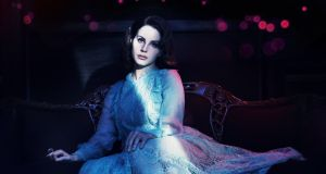 A shoot for Complex magazine with Lana Del Rey