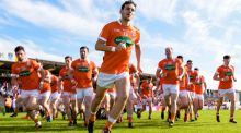 Jamie Clarke: In his games this year, you can see he's coming with a different attitude. That has to be down to McGeeney. Photograph: Tom Beary/Inpho