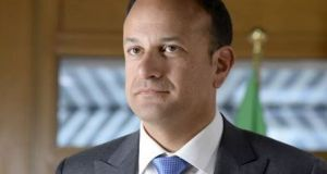 Leo Varadkar has confirmed he will attend a Pride breakfast event in Belfast on Saturday morning. Photograph: Getty Images
