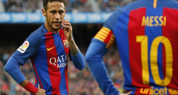 8df9ab4c37d Neymar s €222m move to PSG is a statement of ambition and financial  strength from all