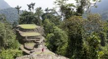 Discovering Colombia's lost city