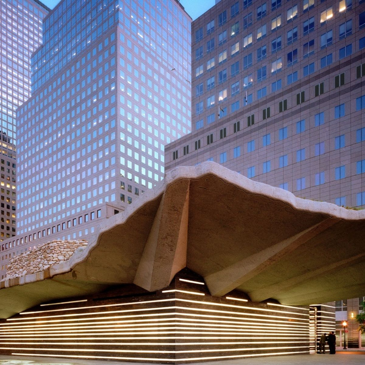 Irish Hunger Memorial in NYC reopens after €4.5m renovation