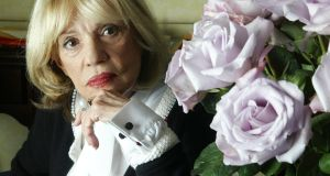 Jeanne Moreau in New York, March, 2003. Photograph: Suzanne DeChillo/The New York Times