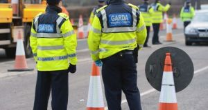In the first three months of  new checkpoints, the only motorists who tested positive for the presence of drugs were from the Dublin region. Photograph: Eric Luke