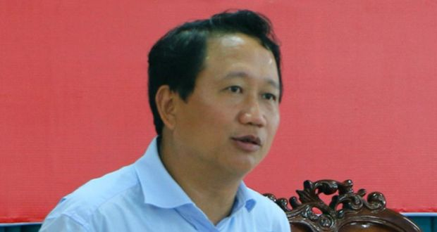 Germany has accused Vietnam of abducting Trinh Xuan Thanh in Berlin. Photograph: Vietnam News Agency/EPA