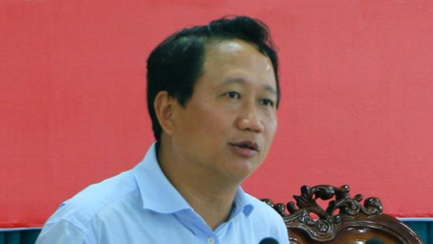 Kidnapped' ex-oil executive appears on Vietnamese TV