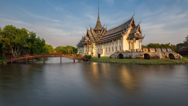 Take a day trip to the Ancient City (Mueang Boran) on the outskirts of Bangkok. Photograph: Getty Images