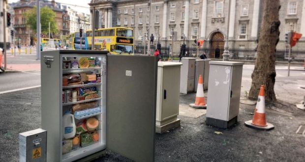 What would you do with Dublin's metal boxes? Reddit has come