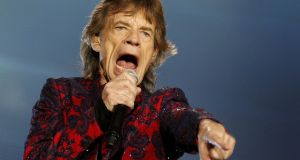 Mick Jagger: both he and Jeremy Corbyn are frauds when it comes to Brexit. Photograph: Henry Romero/Reuters