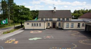 The school in Kiltyclogher, Co Leitrim.