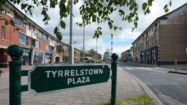 Tyrrelstown: may be the youngest and most ethnically diverse area in the State. Photograph: Dave Meehan