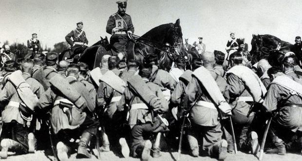 why was tsar nicholas overthrown