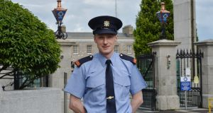 "Garda Inspector Paul Franey:   concerned that there are some officer who still do not feel comfortable enough to ""come out"". Photograph: Alan Betson"