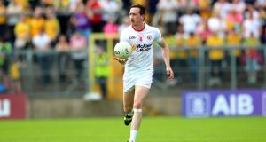 "Colm Cavanagh: ""I don't think there's any player at present that is anywhere near him . . . there is his ability to drop back and spot danger and then get forward."" Photograph: James Crombie/Inpho Ulster"
