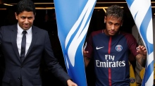 Neymar 'not motivated by money' in €222 million move