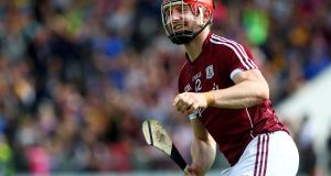 Joe Canning: Galway attack no longer depends on him  to define every match.  Photograph: Tommy Dickson/Inpho