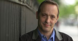 David Sedaris has released his first volume of diaries over the period of 1977 to 2002. Photograph: Bryan O'Brien
