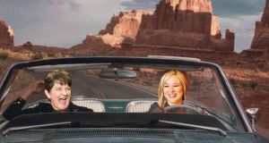 Rapid Response: Michelle and Arlene by Rosemary Jenkinson imagines the North's Sinn Féin and DUP leaders on a Thelma and Louise-style road trip