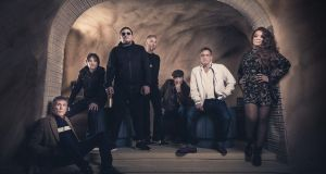 Happy Mondays are at Leopardstown Racecourse on Thursday as part of Bulmers Live