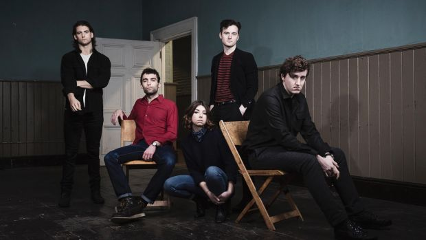 Little Green Cars are at Set Theatre, Kilkenny on Friday as part of Culture Vultures