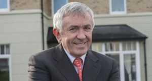 "Developer Michael O'Flynn said the new fast-track planning rules would ""help to address Ireland's chronic housing supply issues"". Photograph: Brenda Fitzsimons"