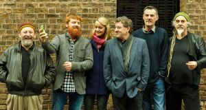 Stockton's Wing play the Gigs in the Garden event at Séamus Ennis Arts Centre, The Naul, on Friday