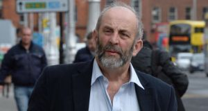 Independent TD Danny Healy-Rae: 'If someone told me to go out and knock a fairy fort or touch it, I would starve first.' Photograph: Brenda Fitzsimons