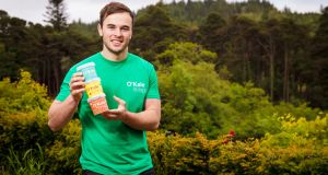 "Jack Parsons: ""I tinkered around with a few ideas while at UCD, but settled on O'Kale Krisps as the product has a lot of things going for it"""