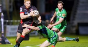 Connacht have signed winger Rory Scholes from Edinburgh. Photograph: Craig Watson/Inpho