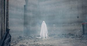 "A  still from A Ghost Story by David Lowery. ""I never conceived of A Ghost Story as a horror film. But I do love the genre.""  Photograph: Andrew Droz Palermo"