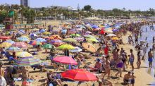 Spain still the favourite holiday spot for British tourists