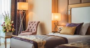 Of 5,382 hotel rooms expected to come on stream in Dublin in the next three years, it is expected that 3,444 will come from new hotels. Photograph: iStock