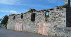 Stone house in Swinford, Co Mayo
