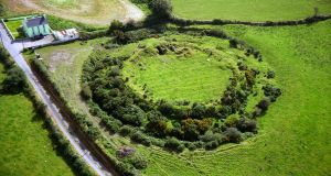 Cappeen Ringfort, Co Cork, Ireland