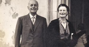 Hubert and Peggy Butler