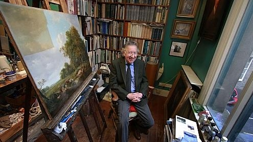 "James Gorry, picture restorer and art dealer, The Gorry Gallery. ""Good condition is essential, and the original frame desirable"""