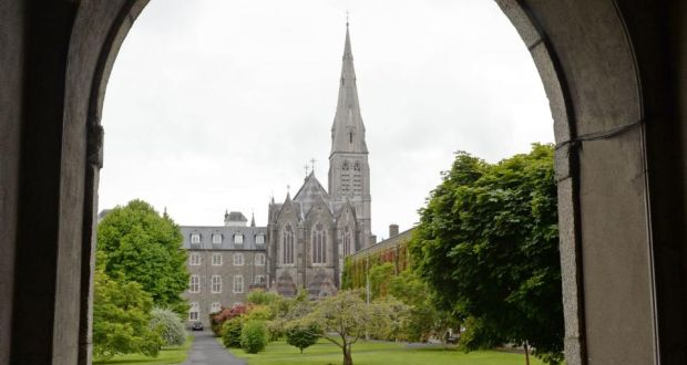 Maynooth University. Vocations to the priesthood have undergone what the Association of Catholic Priests describes as a catastrophic decline in recent years. Photograph: Eric Luke