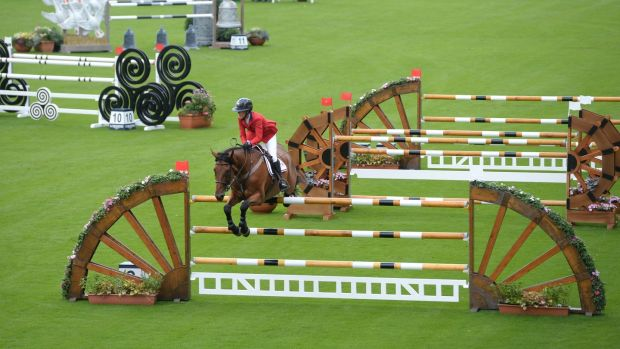 Broderick gets off to a flier at the RDS