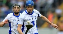 Waterford's Austin Gleeson, at 22, is his county's talisman. Photograph: Inpho