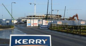 Kerry said trading profit increased by 5.2 per cent over the six-month period to €339 million