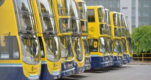 The National Transport Authority (NTA) announced plans to overhaul the capital's bus service with a reorganisation of existing routes. Photograph: Alan Betson / The Irish Times