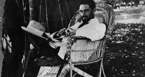 Roger Casement in Congo in September 1898