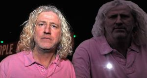 Wexford-based TD Mick Wallace  questioned the need for the station and its cost. Photograph: Maura Hickey