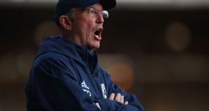 Tony Pulis has signed a new deal with West Brom. Photograph: Nick Potts/PA